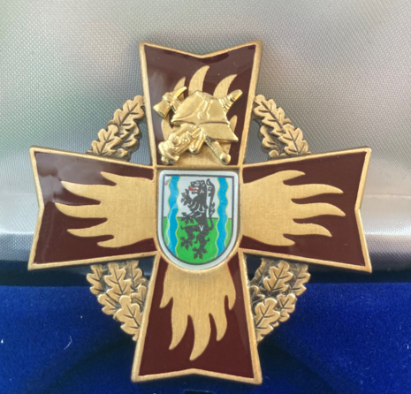 Ehrenkreuz des KFV Delitzsch e. V.